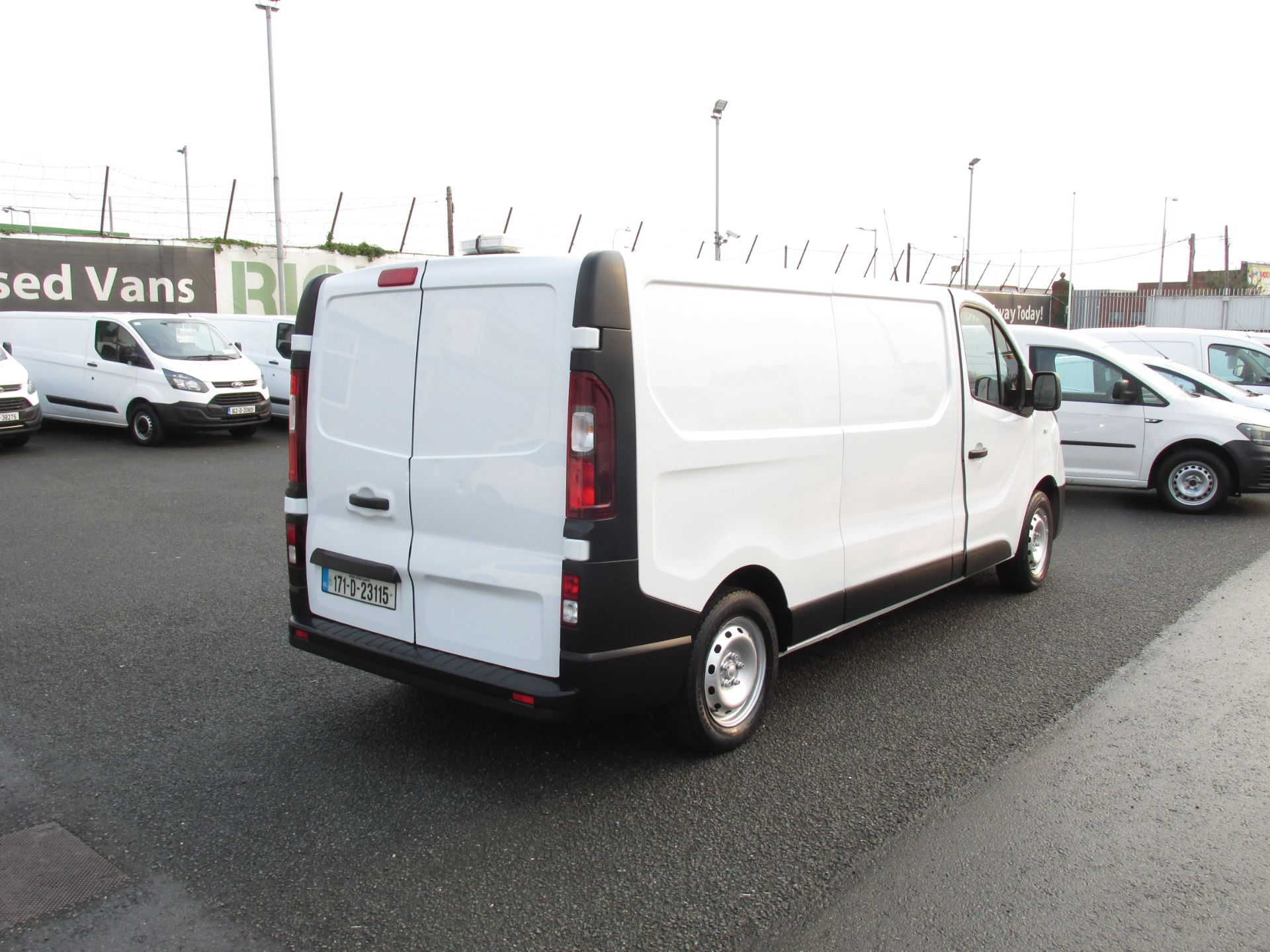 2017 Renault Trafic LL29 DCI 120 Business 3DR (171D23115) Image 7