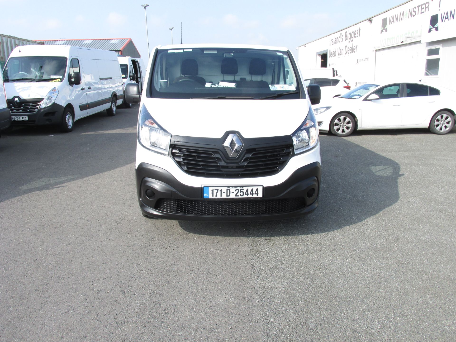 2017 Renault Trafic LL29 DCI 120 Business 3DR (171D25444) Image 2