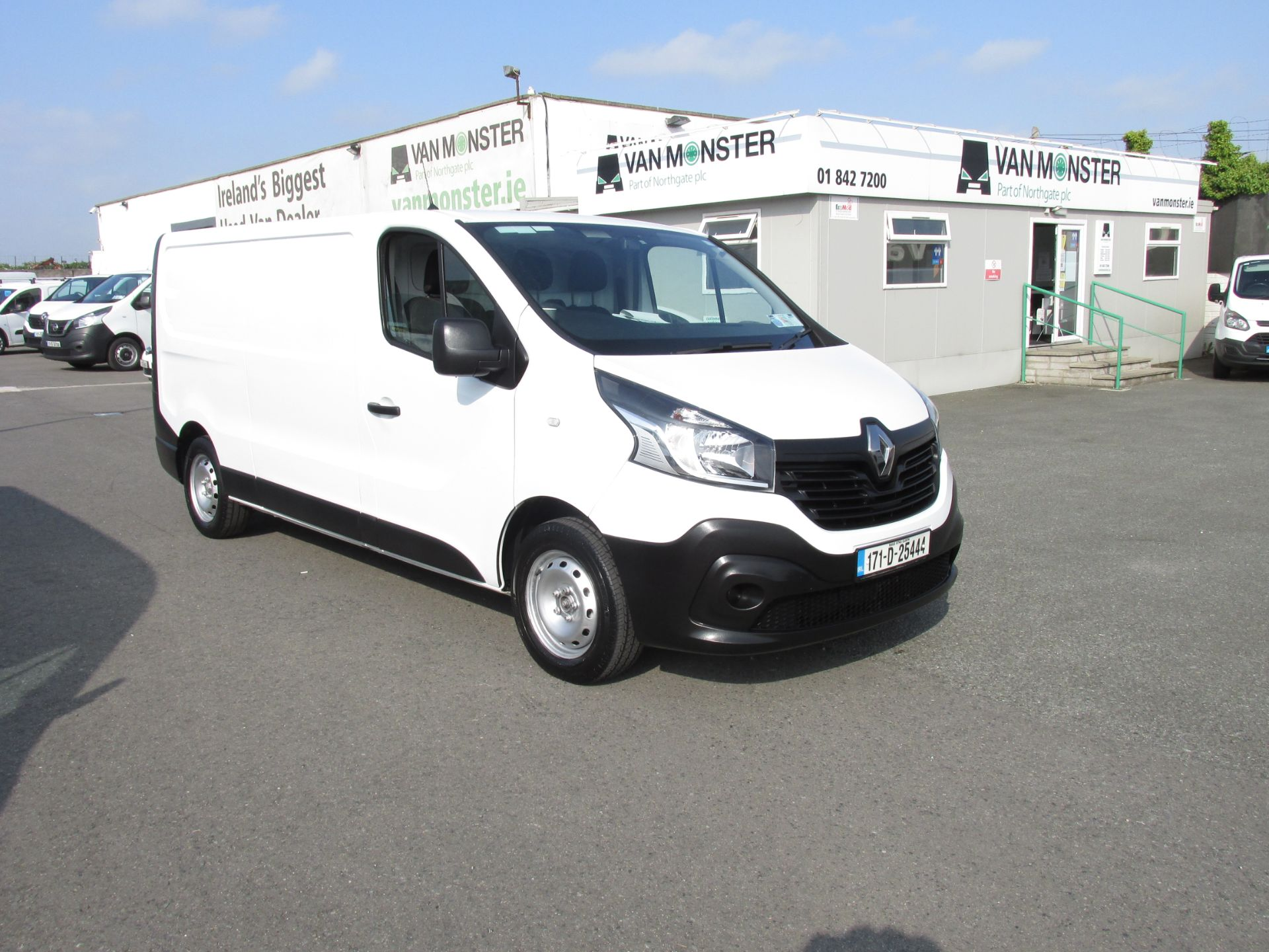2017 Renault Trafic LL29 DCI 120 Business 3DR (171D25444) Image 1