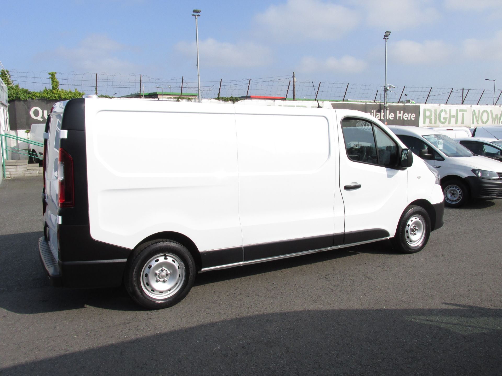 2017 Renault Trafic LL29 DCI 120 Business 3DR (171D25444) Image 7