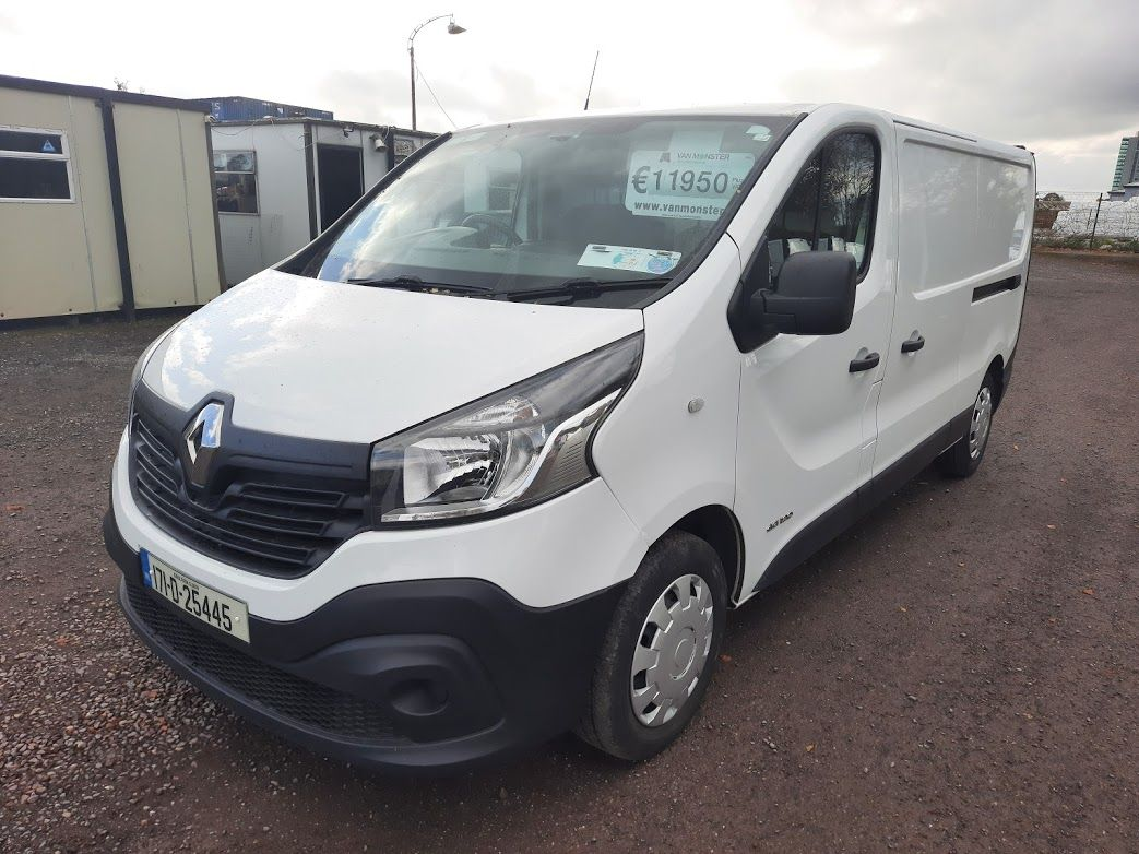 2017 Renault Trafic LL29 DCI 120 Business 3DR (171D25445) Image 17
