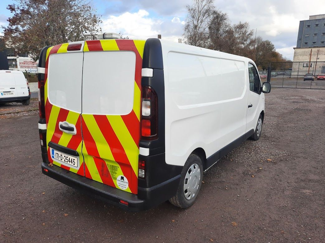 2017 Renault Trafic LL29 DCI 120 Business 3DR (171D25445) Image 10