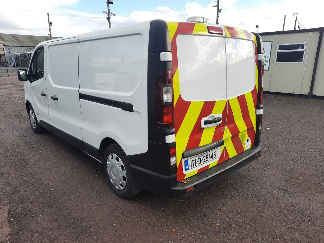 2017 Renault Trafic LL29 DCI 120 Business 3DR (171D25445) Image 13