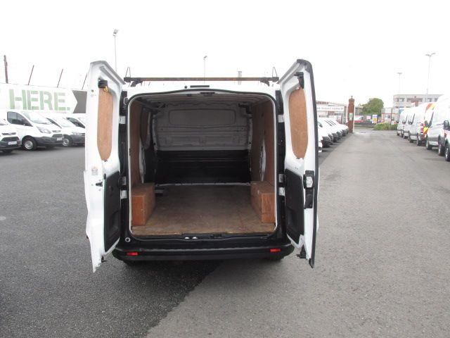 2017 Renault Trafic LL29 DCI 120 Business 3DR (171D25705) Image 7