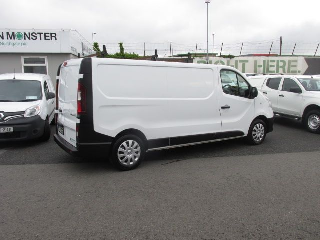 2017 Renault Trafic LL29 DCI 120 Business 3DR (171D25705) Image 5