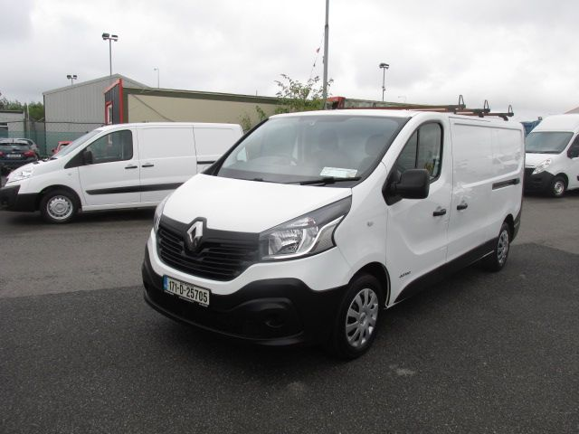2017 Renault Trafic LL29 DCI 120 Business 3DR (171D25705) Image 2
