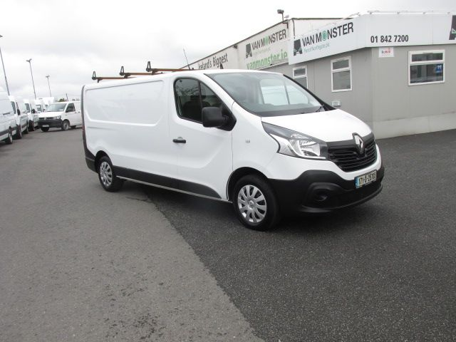 2017 Renault Trafic LL29 DCI 120 Business 3DR
