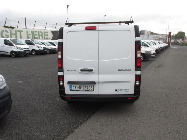 2017 Renault Trafic LL29 DCI 120 Business 3DR (171D25705) Image 4