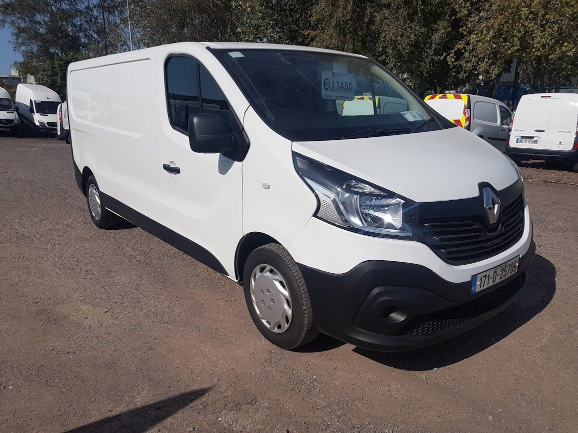 2017 Renault Trafic LL29 DCI 120 Business 3DR (171D25709)