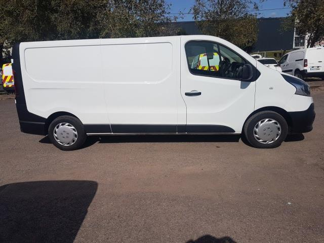 2017 Renault Trafic LL29 DCI 120 Business 3DR (171D25709) Image 9