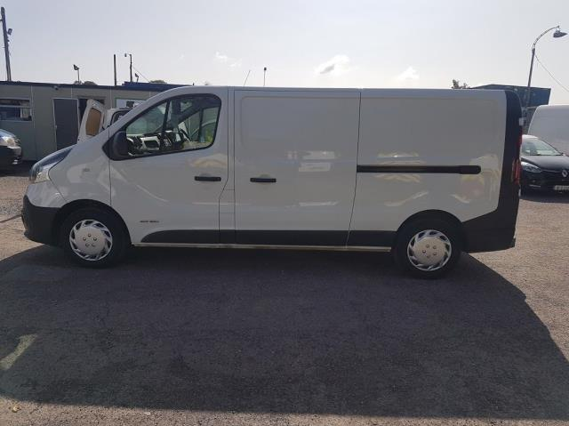 2017 Renault Trafic LL29 DCI 120 Business 3DR (171D25709) Image 14