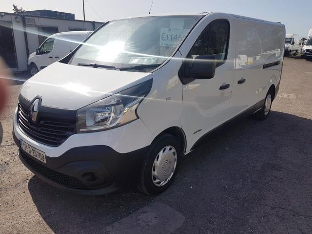 2017 Renault Trafic LL29 DCI 120 Business 3DR (171D25709) Image 17