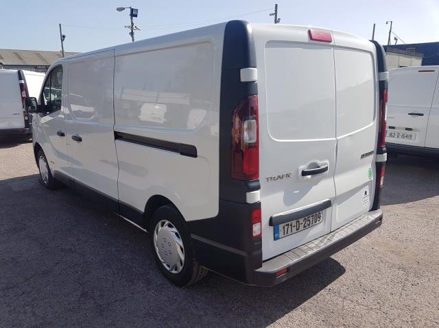 2017 Renault Trafic LL29 DCI 120 Business 3DR (171D25709) Image 13
