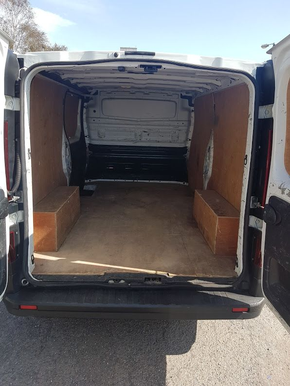 2017 Renault Trafic LL29 DCI 120 Business 3DR (171D25709) Image 12