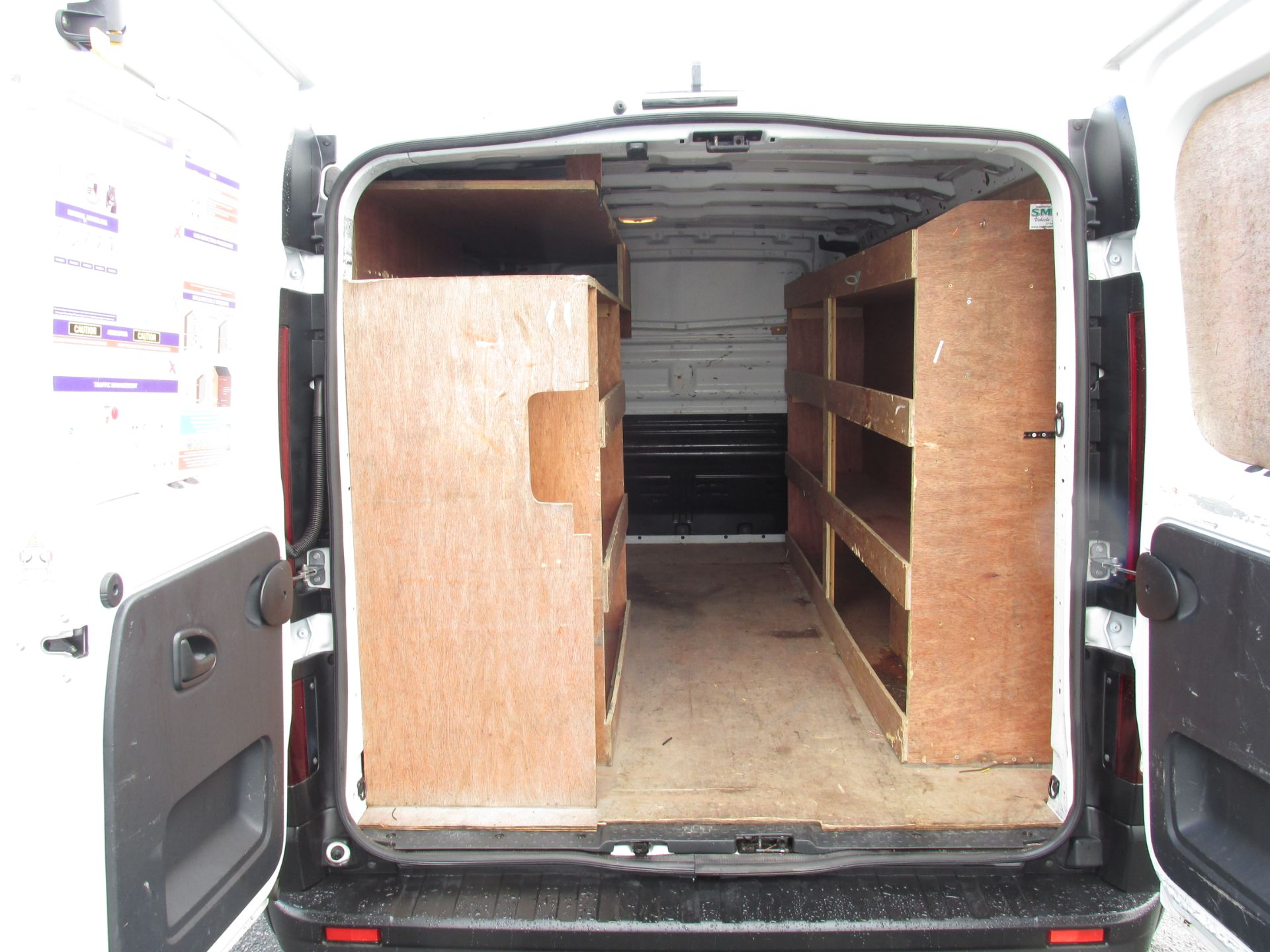 2017 Renault Trafic LL29 DCI 120 Business 3DR (171D25712) Image 9