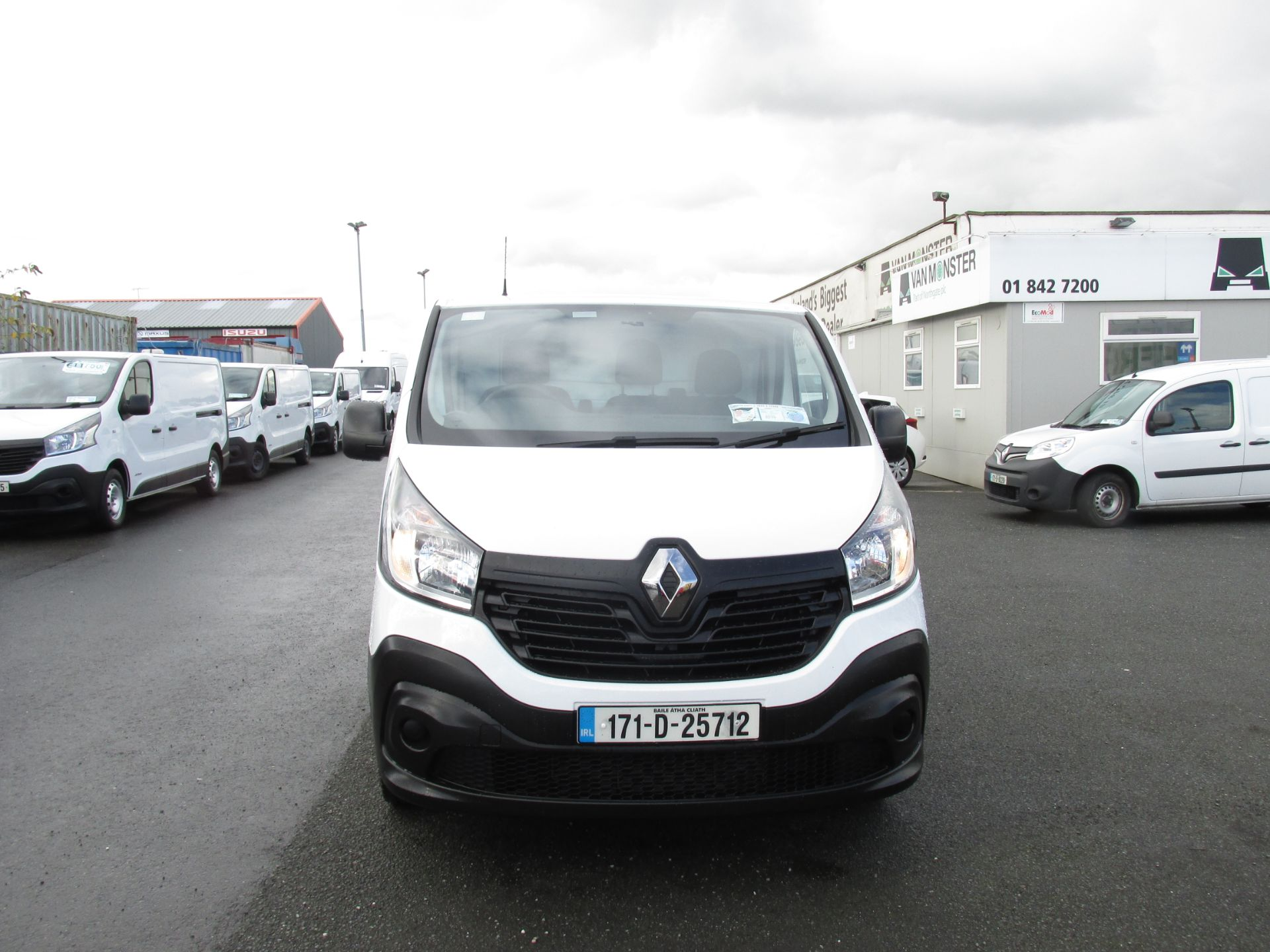 2017 Renault Trafic LL29 DCI 120 Business 3DR (171D25712) Image 2