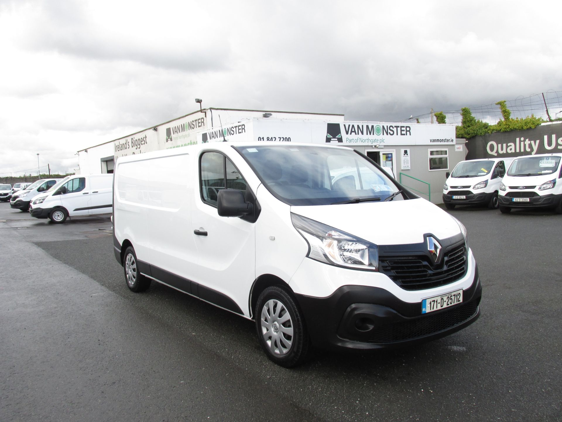 2017 Renault Trafic LL29 DCI 120 Business 3DR (171D25712) Image 1