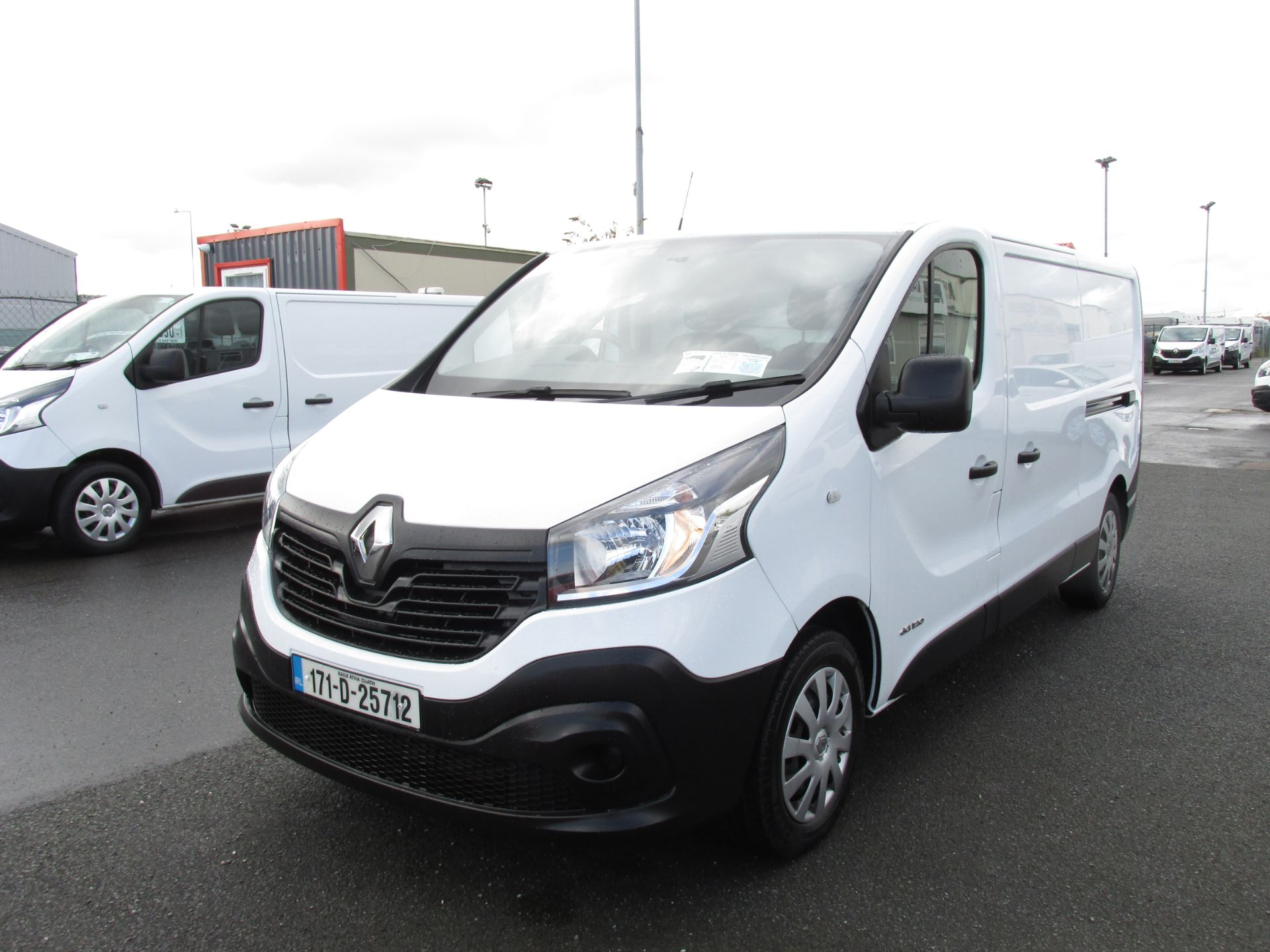 2017 Renault Trafic LL29 DCI 120 Business 3DR (171D25712) Image 3