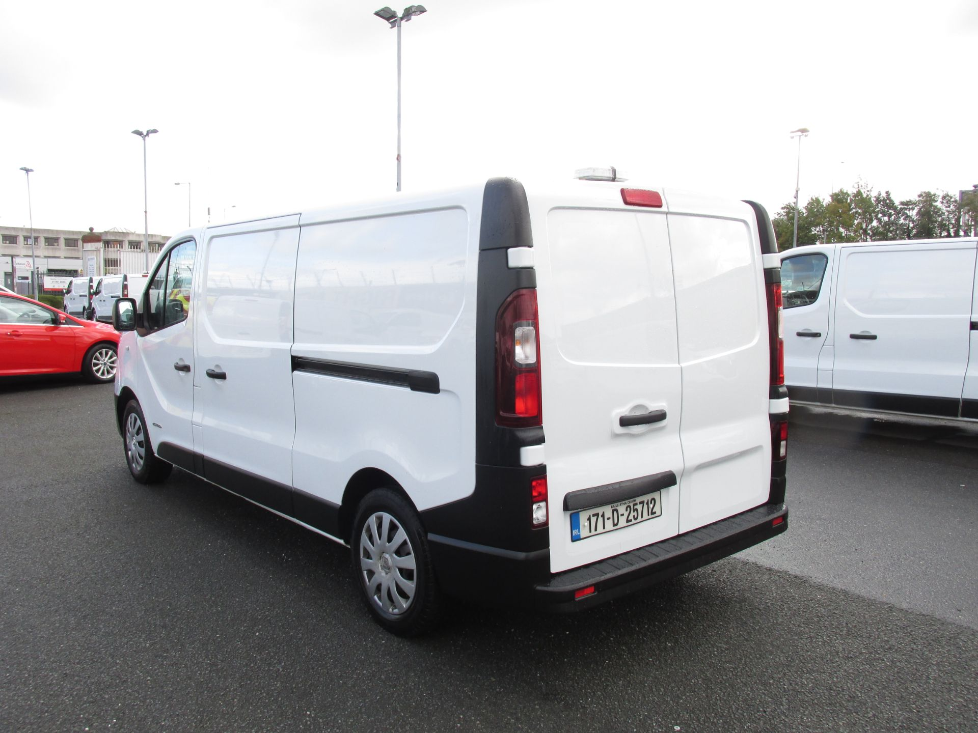 2017 Renault Trafic LL29 DCI 120 Business 3DR (171D25712) Image 5