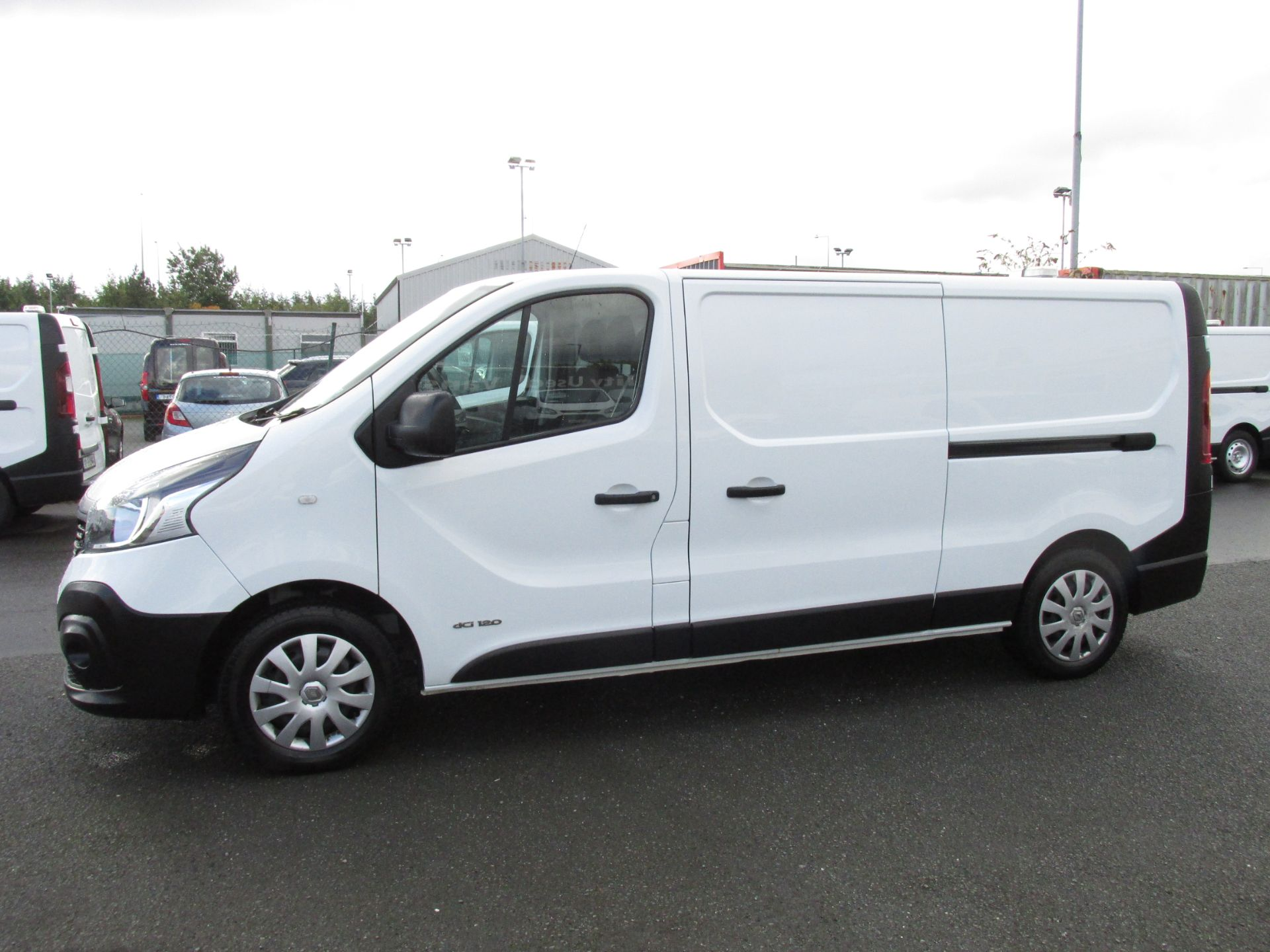 2017 Renault Trafic LL29 DCI 120 Business 3DR (171D25712) Image 4