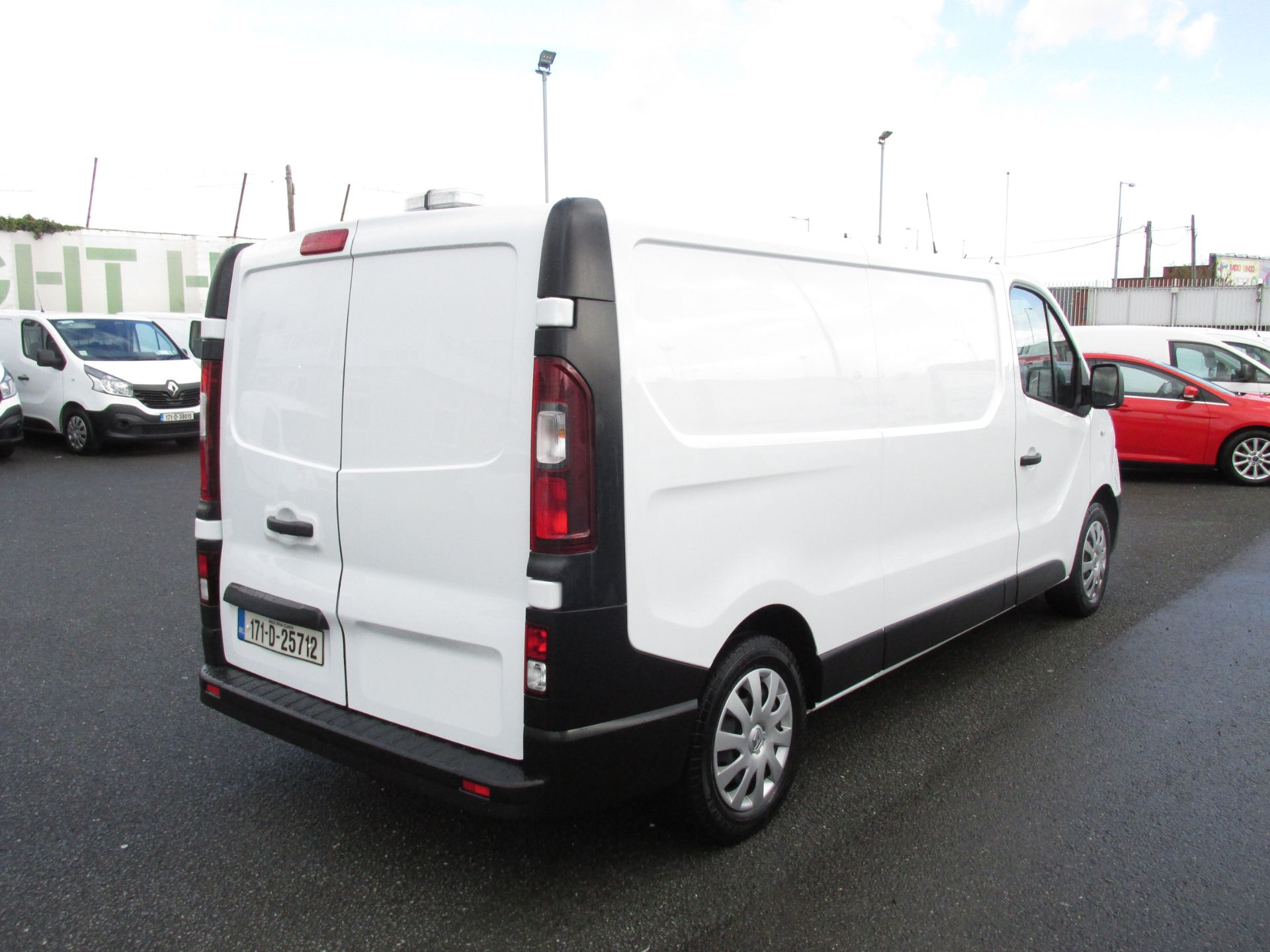 2017 Renault Trafic LL29 DCI 120 Business 3DR (171D25712) Image 7