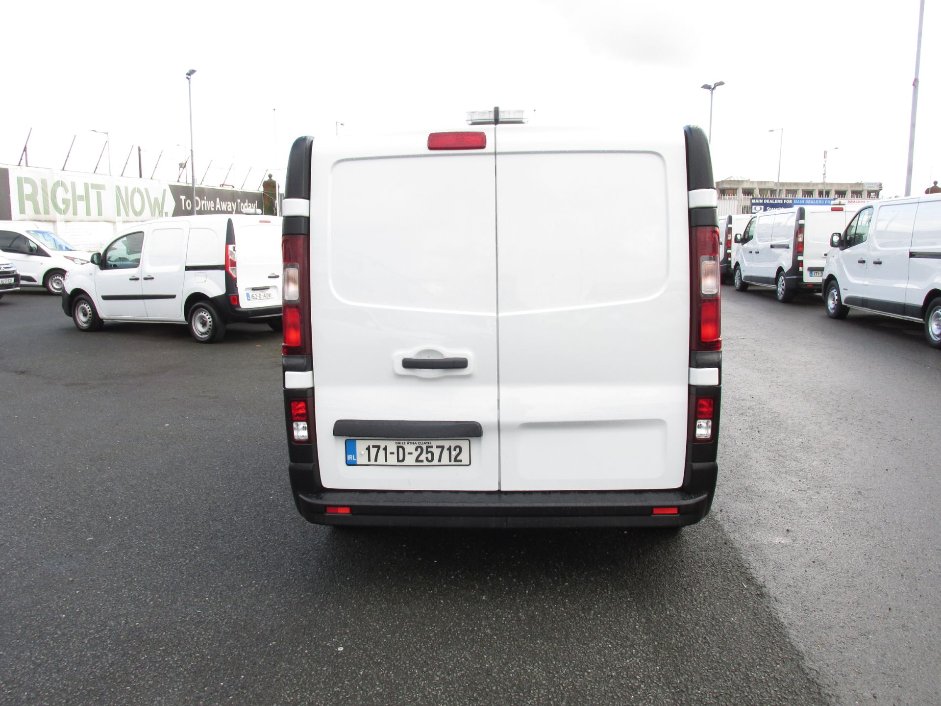 2017 Renault Trafic LL29 DCI 120 Business 3DR (171D25712) Image 6
