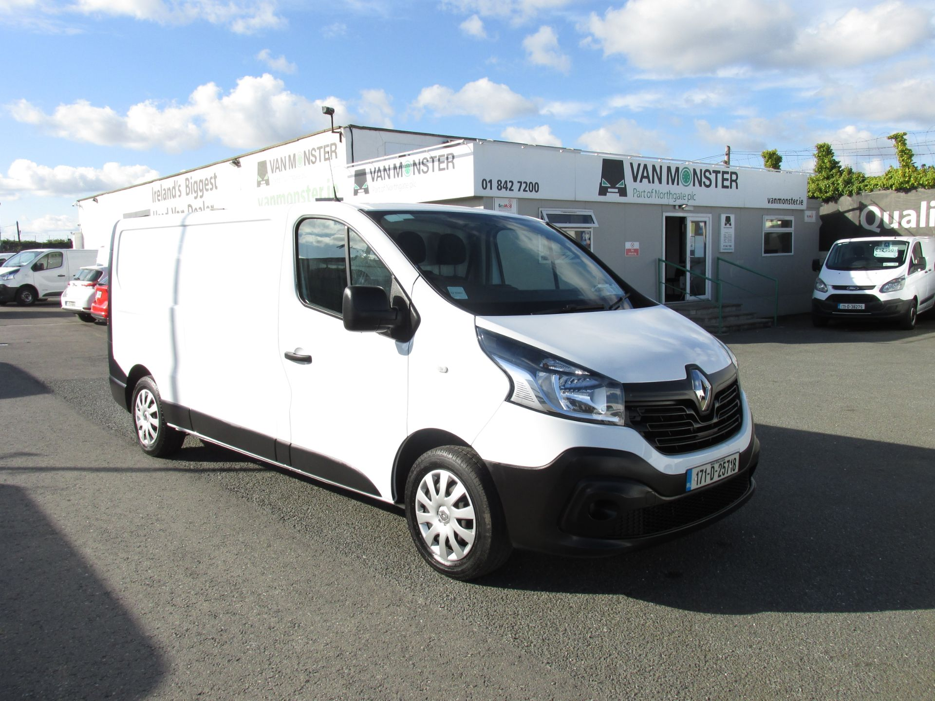 2017 Renault Trafic LL29 DCI 120 Business 3DR (171D25718) Image 1