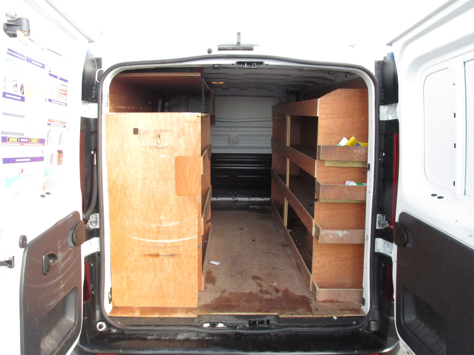 2017 Renault Trafic LL29 DCI 120 Business 3DR (171D25718) Image 9