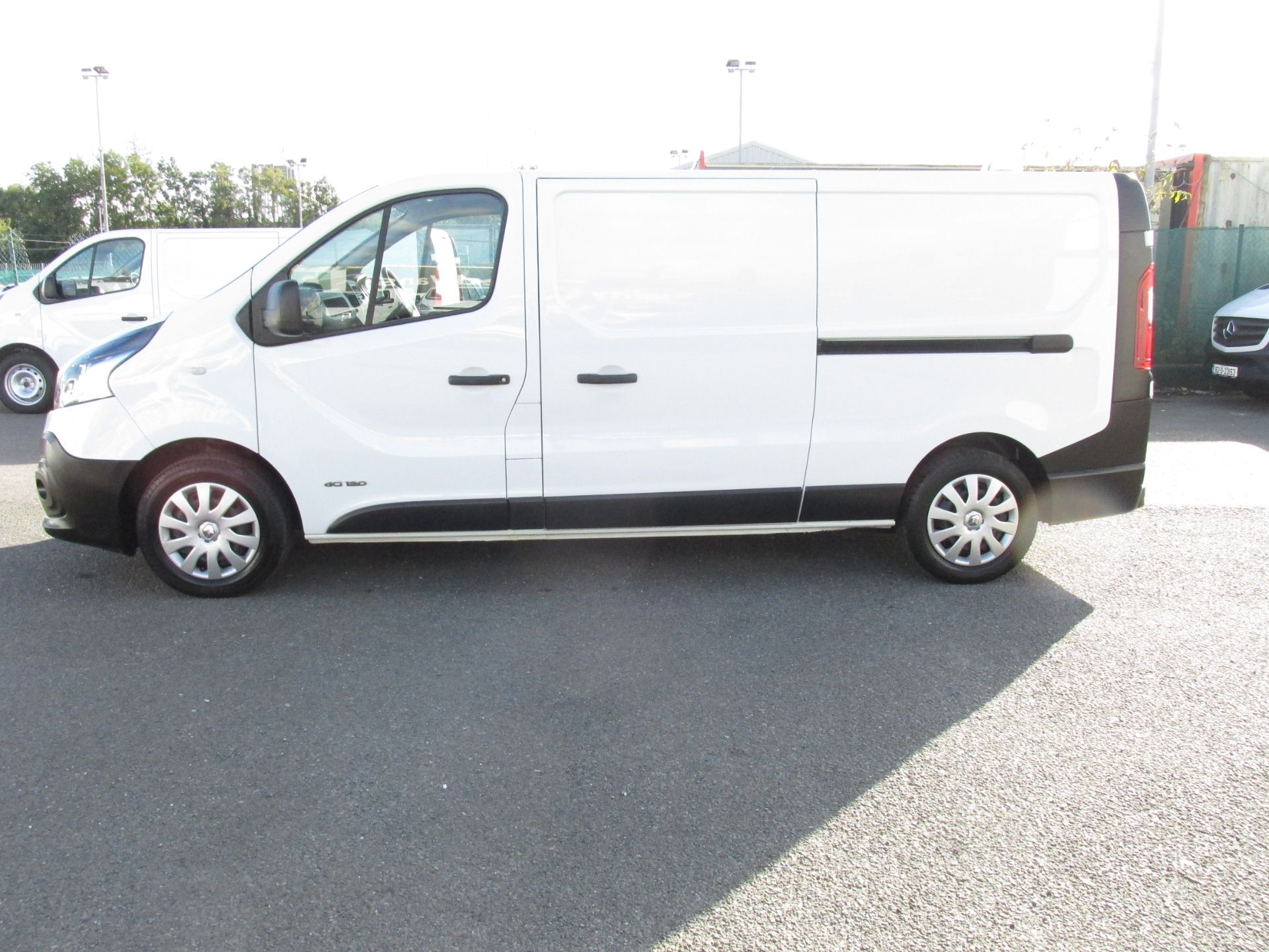 2017 Renault Trafic LL29 DCI 120 Business 3DR (171D25718) Image 4