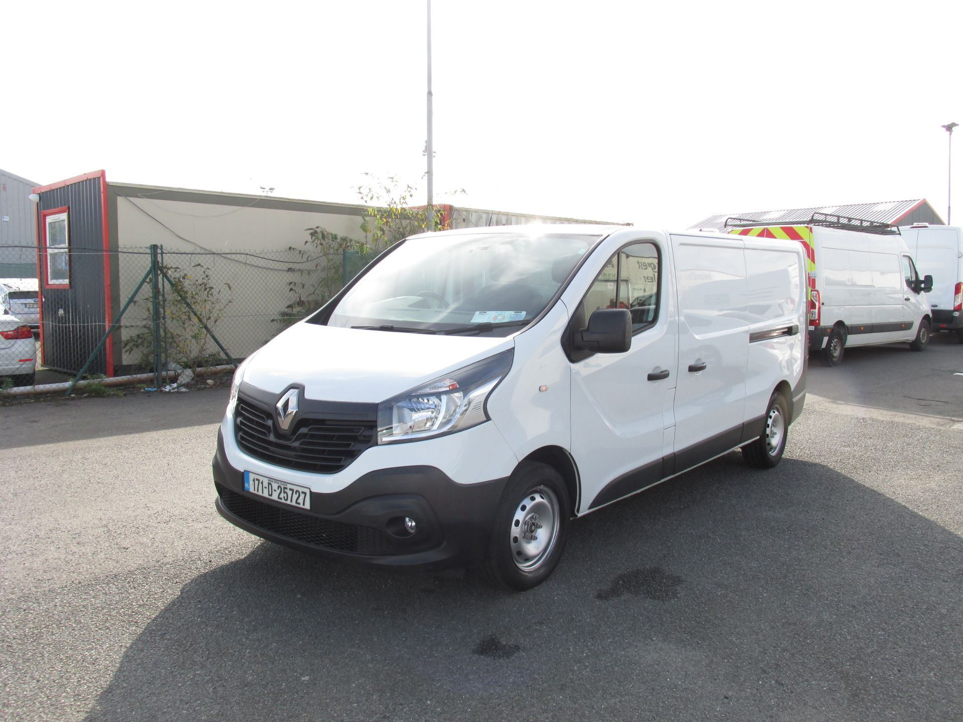 2017 Renault Trafic LL29 DCI 120 Business 3DR (171D25727) Image 3