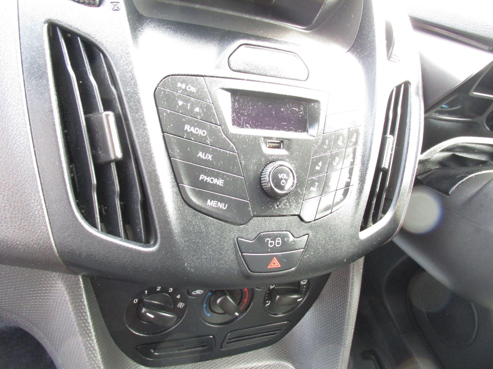 2017 Ford Transit Connect LWB Base 1.5TD 75PS 5SPD 3DR (171D26825) Image 14