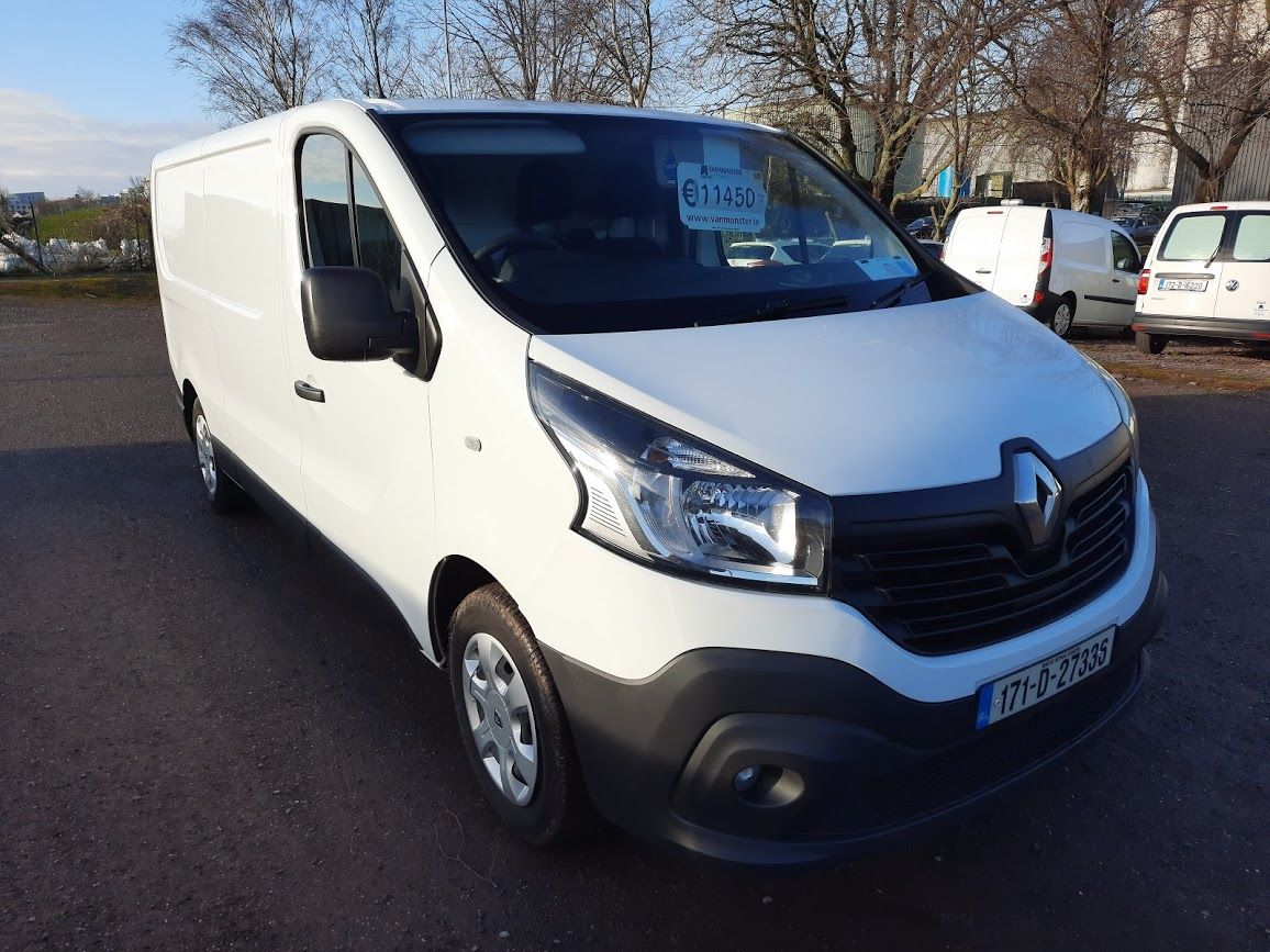 2017 Renault Trafic LL29 DCI 120 Business 3DR (171D27336)