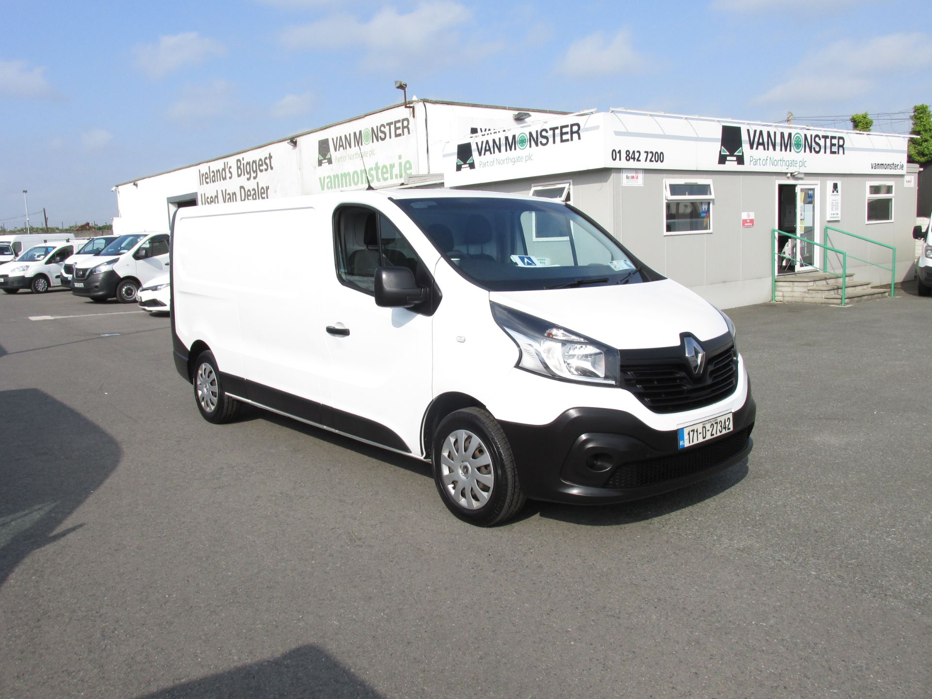 2017 Renault Trafic LL29 DCI 120 Business 3DR (171D27342)