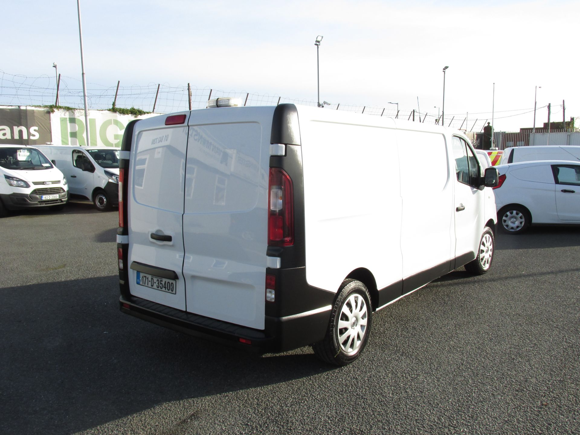 2017 Renault Trafic LL29 DCI 120 Business 3DR (171D35400) Image 7