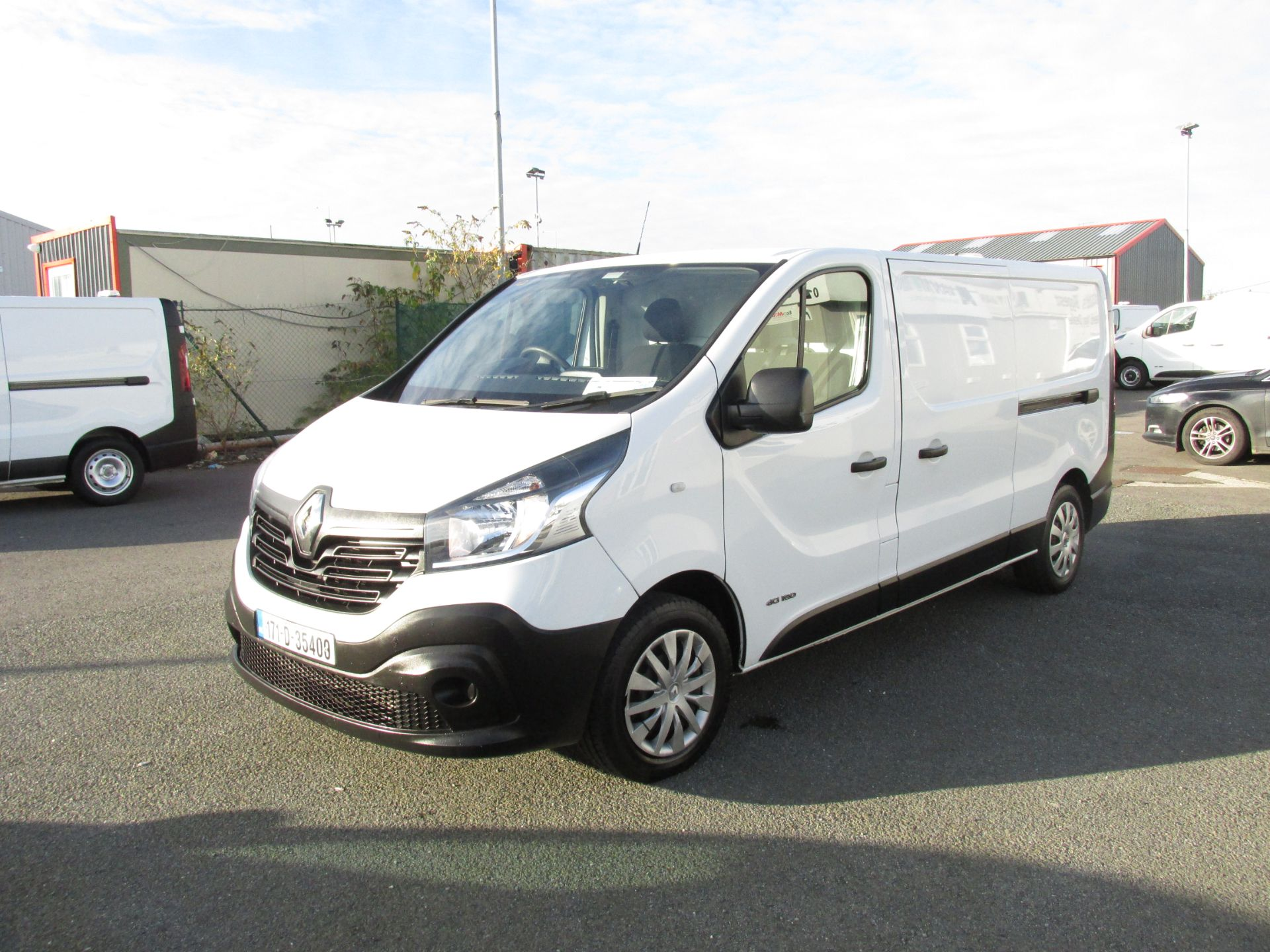 2017 Renault Trafic LL29 DCI 120 Business 3DR (171D35400) Image 3