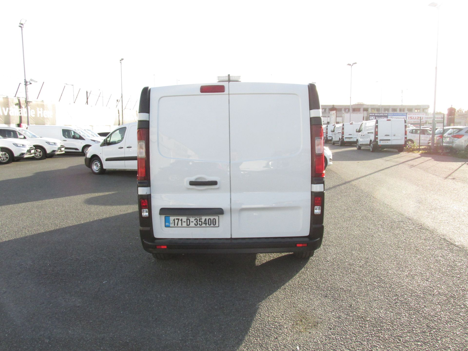 2017 Renault Trafic LL29 DCI 120 Business 3DR (171D35400) Image 6