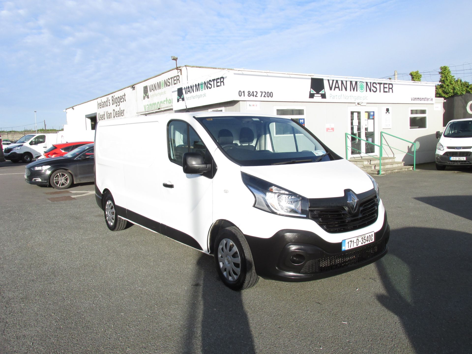 2017 Renault Trafic LL29 DCI 120 Business 3DR (171D35400)