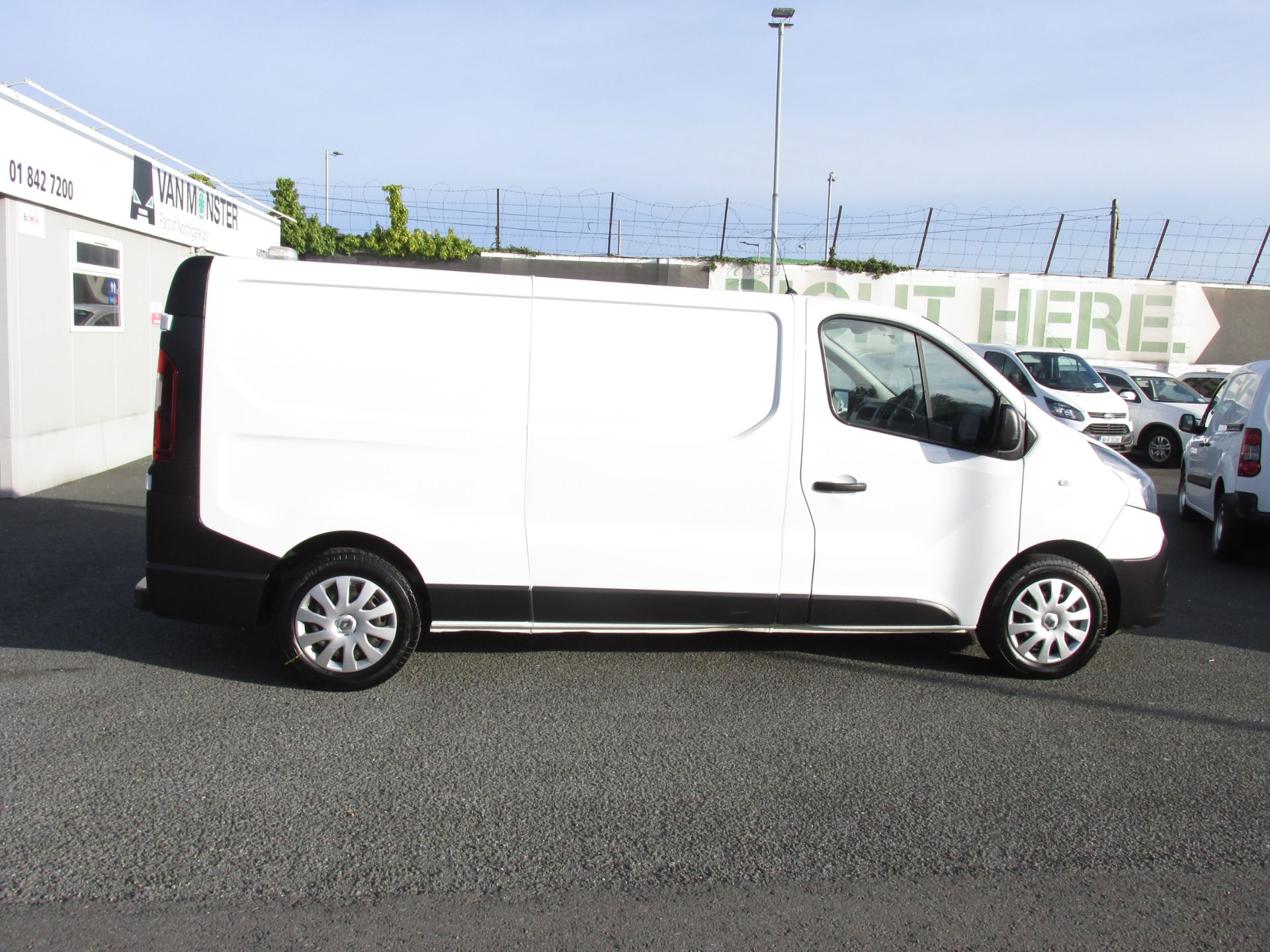 2017 Renault Trafic LL29 DCI 120 Business 3DR (171D35400) Image 8