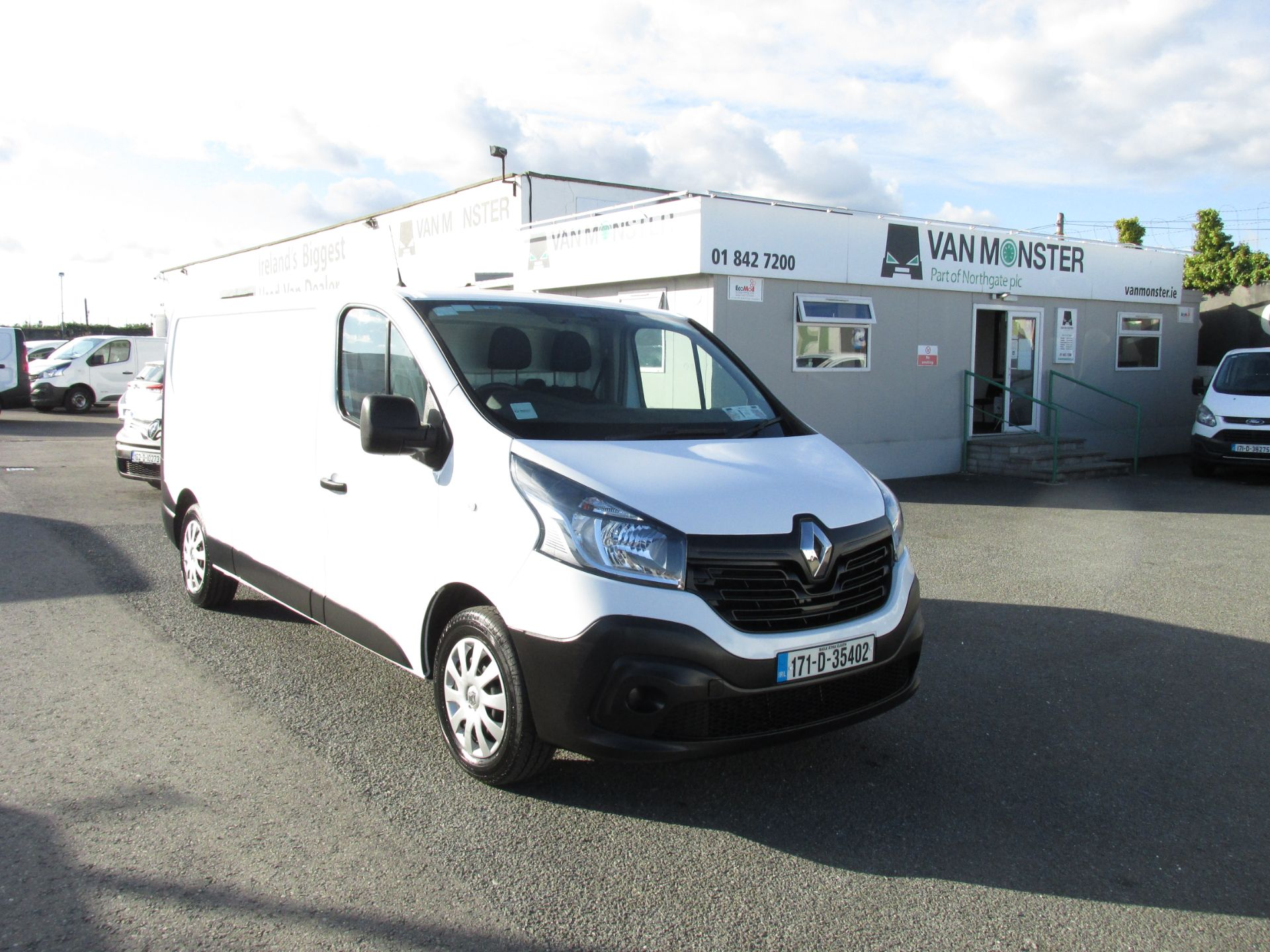 2017 Renault Trafic LL29 DCI 120 Business 3DR (171D35402) Image 1