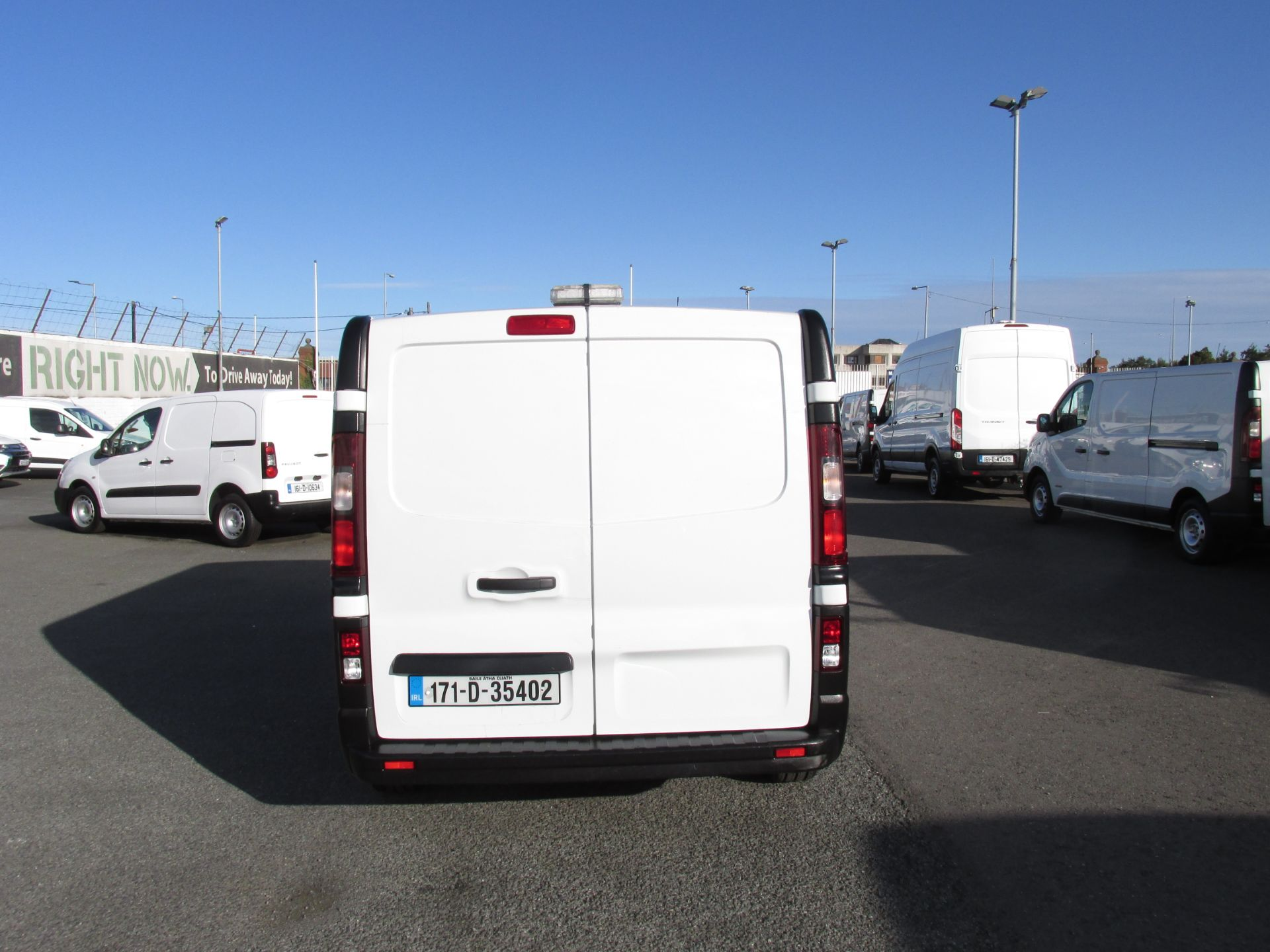 2017 Renault Trafic LL29 DCI 120 Business 3DR (171D35402) Image 6