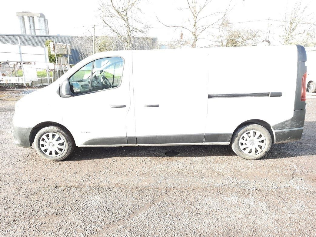 2017 Renault Trafic LL29 DCI 120 Business 3DR (171D38031) Image 14