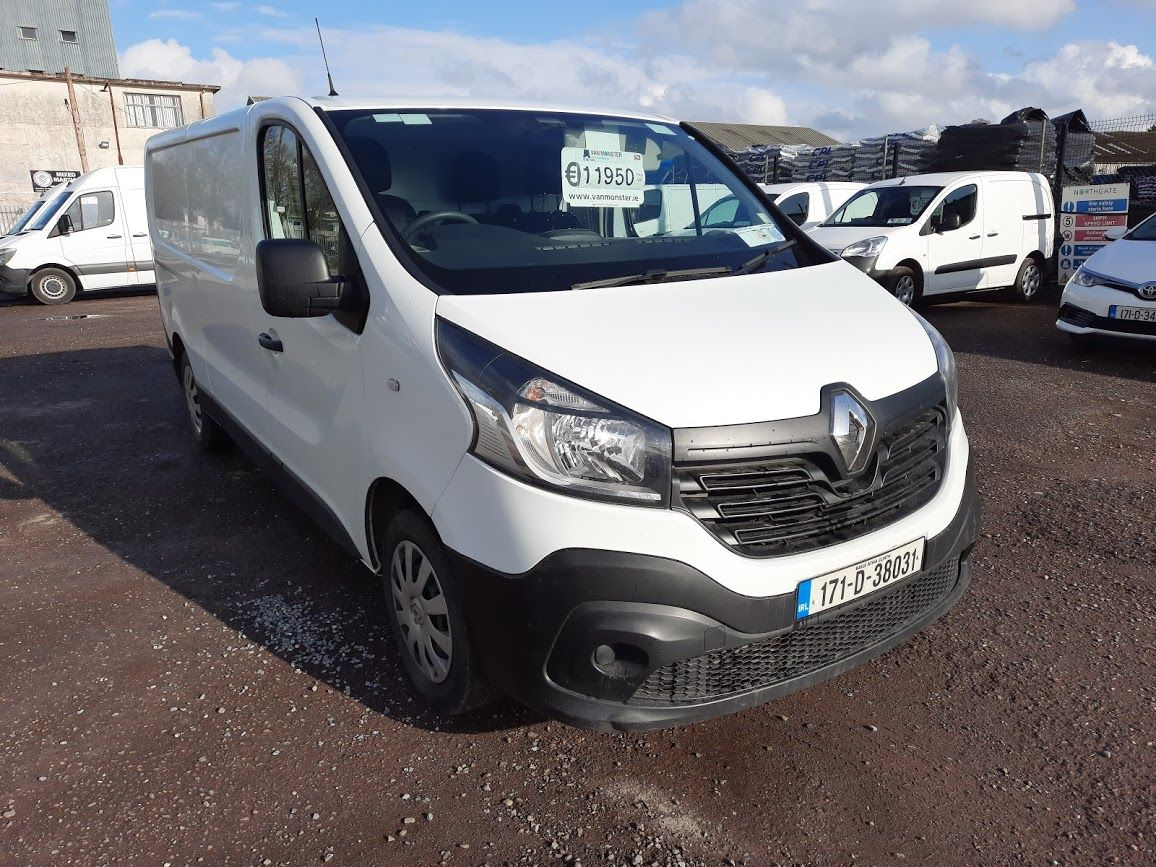2017 Renault Trafic LL29 DCI 120 Business 3DR (171D38031)
