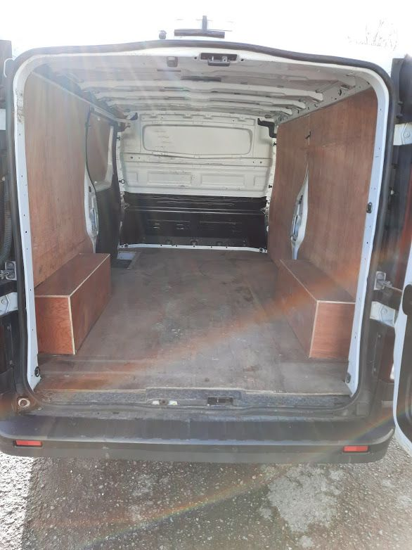 2017 Renault Trafic LL29 DCI 120 Business 3DR (171D38031) Image 12