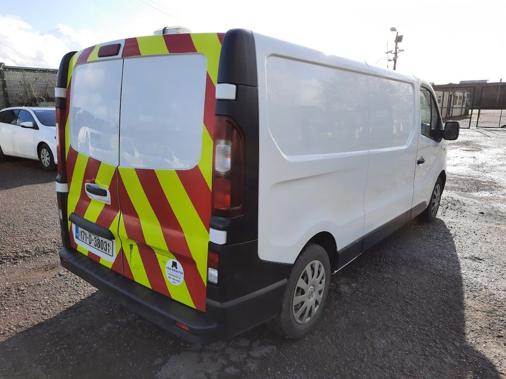 2017 Renault Trafic LL29 DCI 120 Business 3DR (171D38031) Image 10