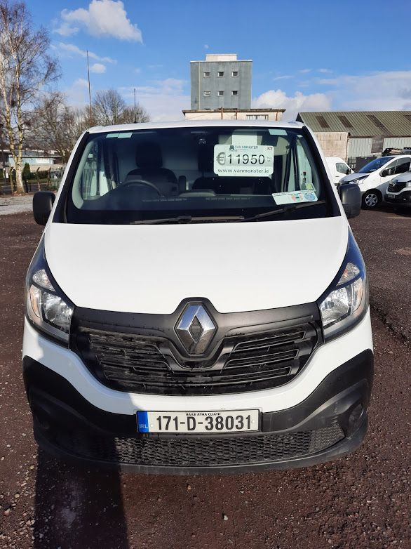 2017 Renault Trafic LL29 DCI 120 Business 3DR (171D38031) Image 2