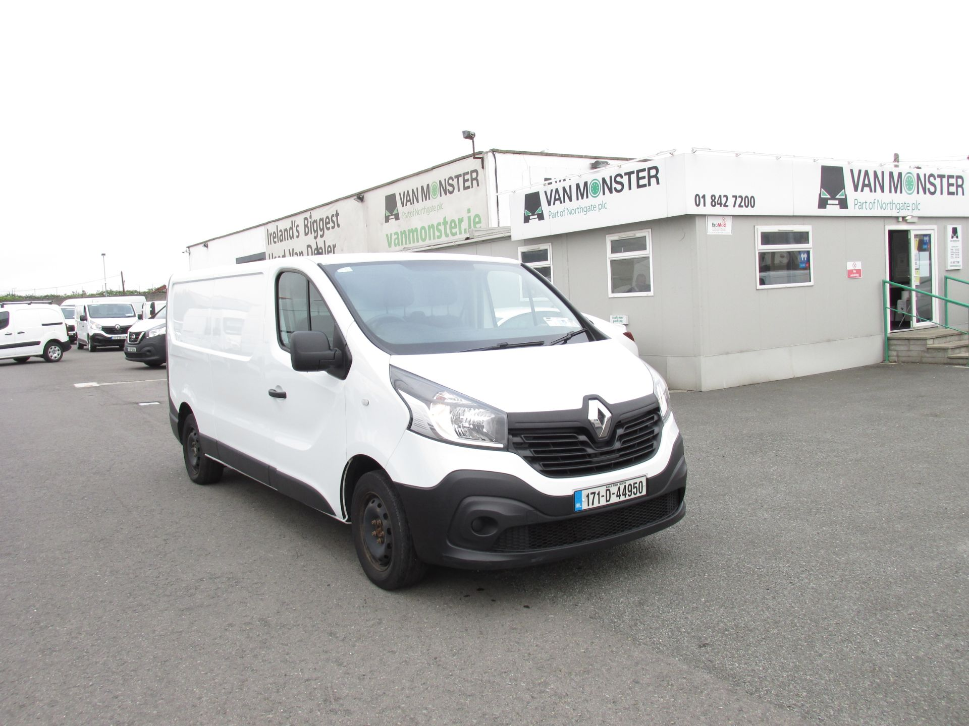 2017 Renault Trafic LL29 DCI 120 Business 3DR (171D44950)