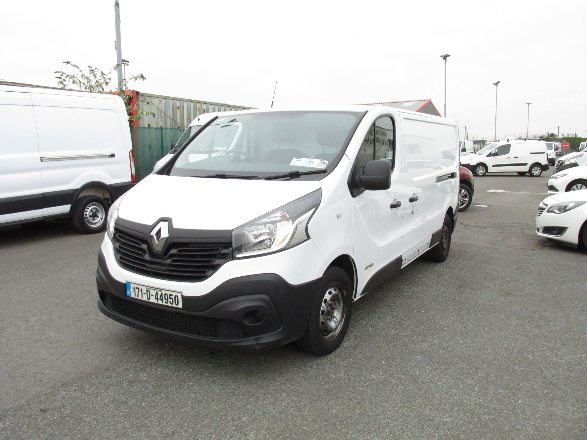 2017 Renault Trafic LL29 DCI 120 Business 3DR (171D44950) Image 3