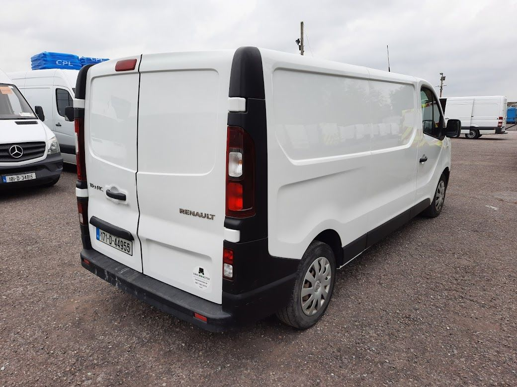 2017 Renault Trafic LL29 DCI 120 Business 3DR (171D44955) Image 10