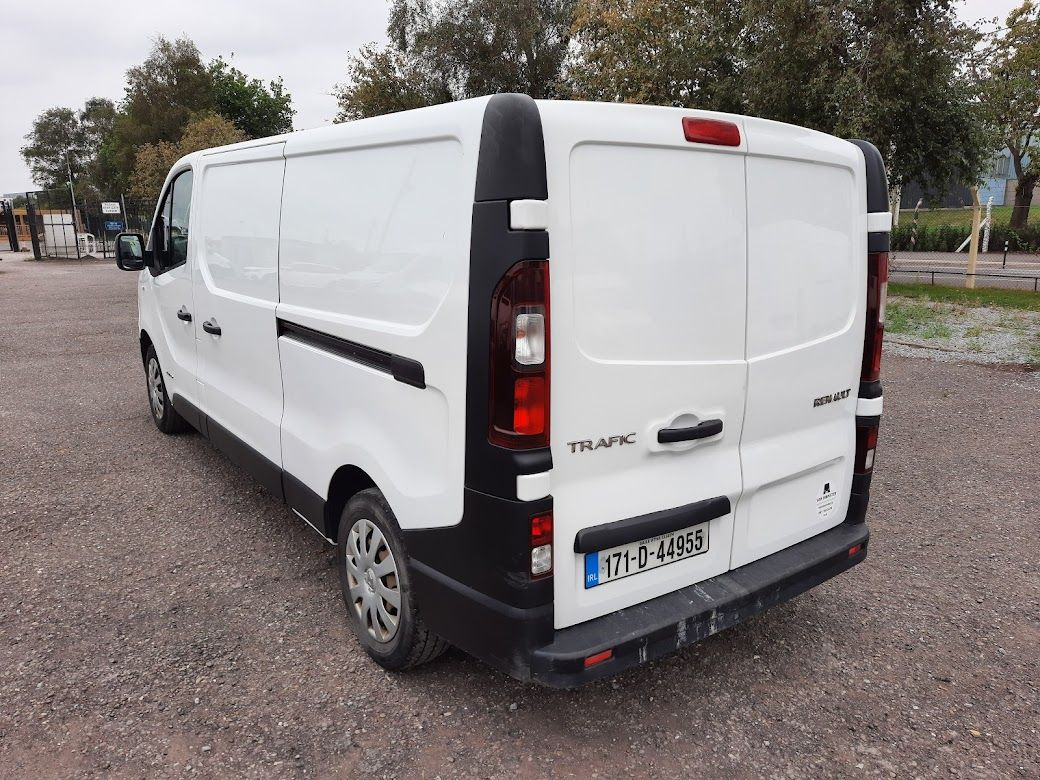 2017 Renault Trafic LL29 DCI 120 Business 3DR (171D44955) Image 13