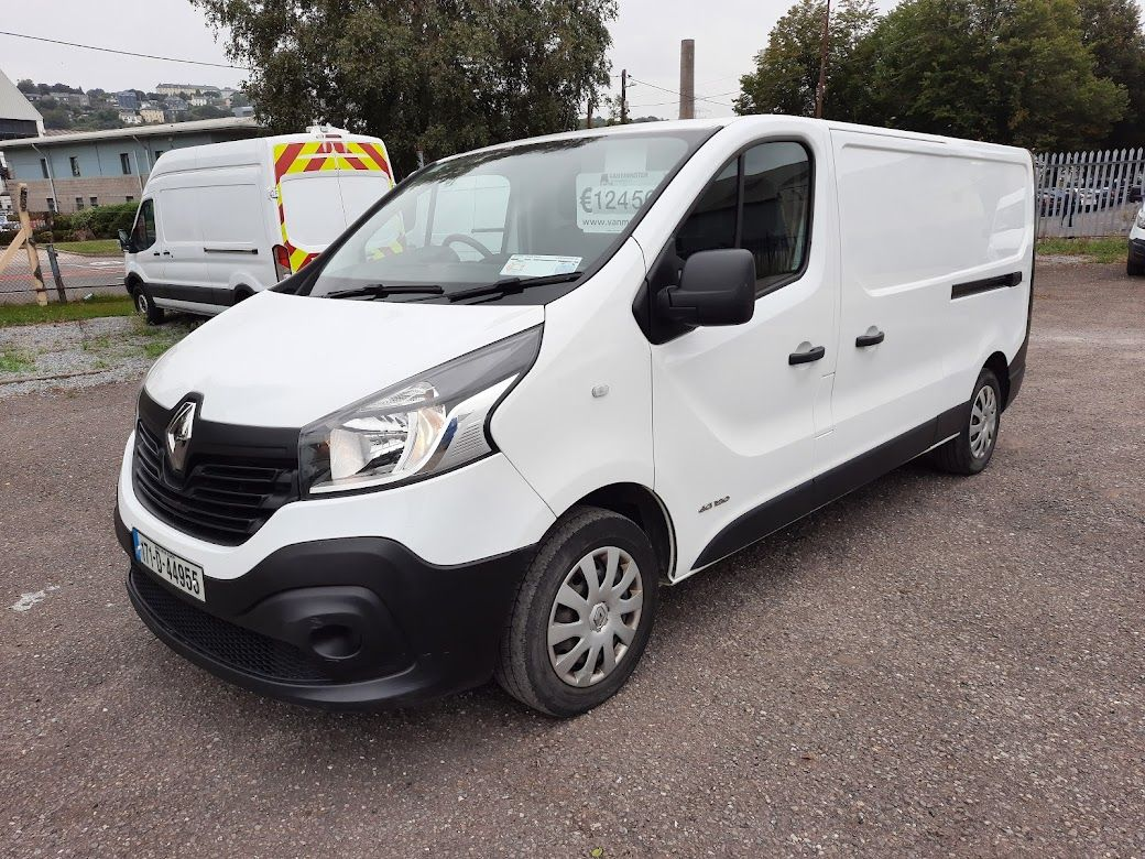 2017 Renault Trafic LL29 DCI 120 Business 3DR (171D44955) Image 17